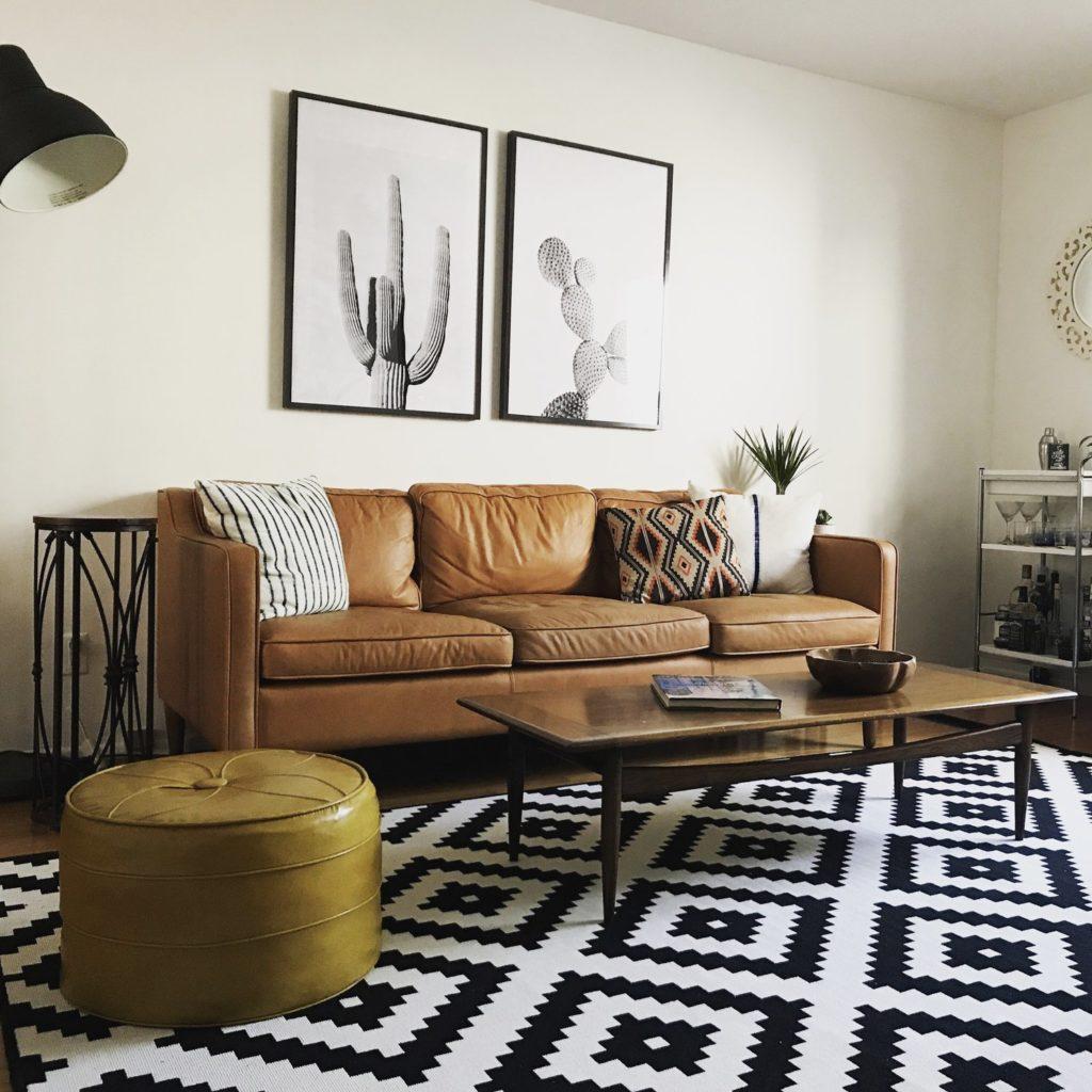 West Elm Hamilton Couch